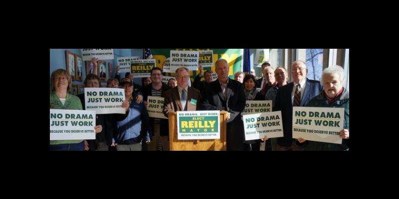 politics reilly